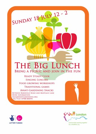 Big Lunch flyer