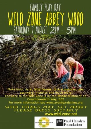Wild Zone Abbey Wood