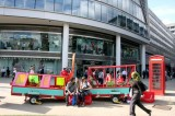 Mobile Allotment at City of London Festival